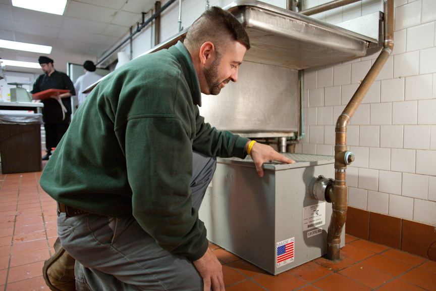 Grease Trap Cleaning Omni Plumbing Amp Septic Service